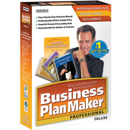 Individual Software Business PlanMaker Professional BPMAKERP2009