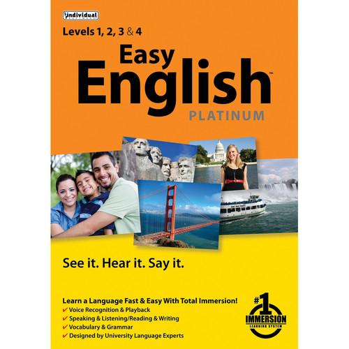 Individual Software Easy English Platinum (Download) EASYENGLISH