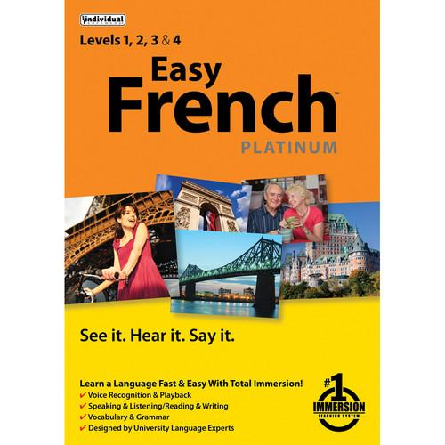 Individual Software Easy French Platinum (Download) EASYFRENCH