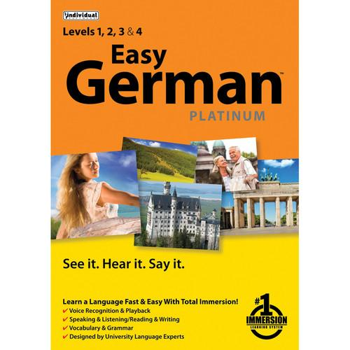 Individual Software Easy German Platinum (Download) EASYGERMAN