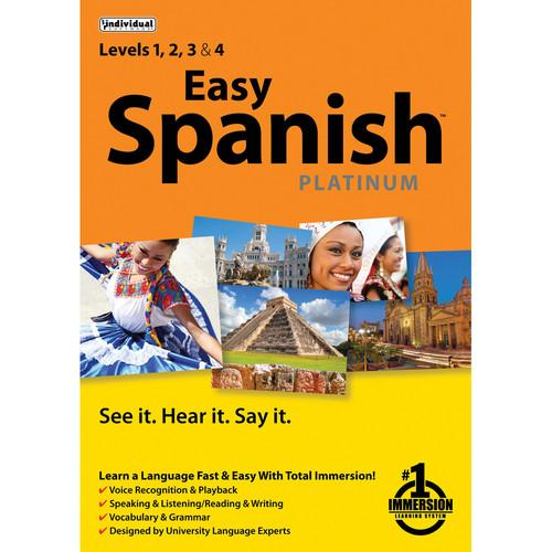Individual Software Easy Spanish Platinum (Download) EASYSPANISH