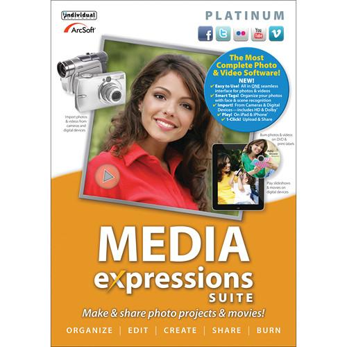 Individual Software Media Expressions Platinum MEXPRESSIONS3