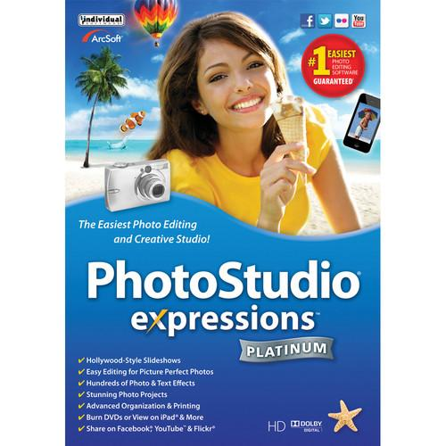 Individual Software PhotoStudio Expressions PHOTOEXPPLAT6