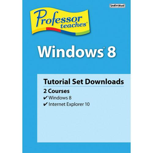 Individual Software Professor Teaches Windows 8 PTWINDOWS8