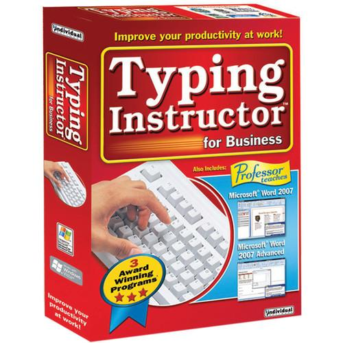 Individual Software Typing Instructor for Business 2 TYPINGI4B