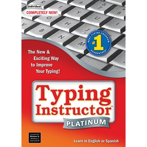 Individual Software Typing Instructor Platinum 21 EMCT210