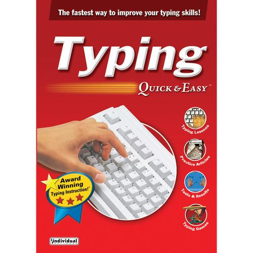 Individual Software Typing Quick and Easy 17 TYPINGQNE17