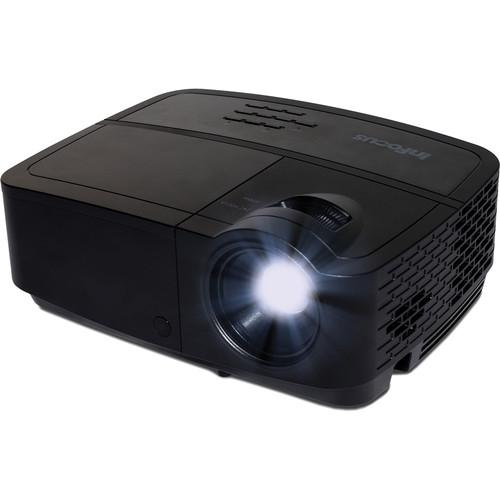 InFocus  IN124a XGA 3D DLP Projector IN124A
