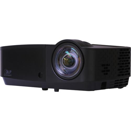 InFocus IN124STa Short Throw XGA 3D DLP Projector IN124STA