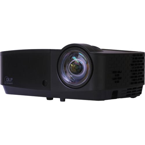 InFocus IN126STa Short Throw WXGA 3D DLP Projector IN126STA
