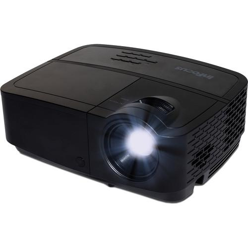 InFocus  IN2124a XGA 3D DLP Projector IN2124A