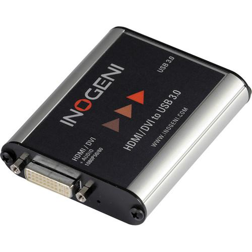 INOGENI  USB 3.0 DVI Video Capture Card DVIUSB