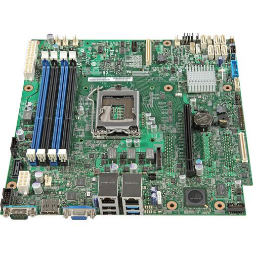 Intel S1200V3RPM Intel Server Motherboard DBS1200V3RPM