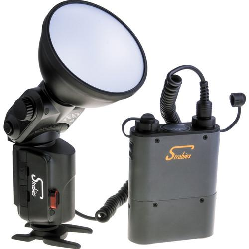 Interfit Strobies Pro-Flash One Eighty Flash Kit STR200