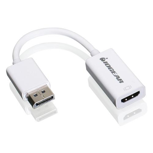 IOGEAR  DisplayPort to HDMI Adapter Cable GDPHDW6