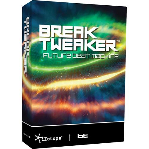 iZotope BreakTweaker - Drum Sculpting and Beat BREAKTWEAKER