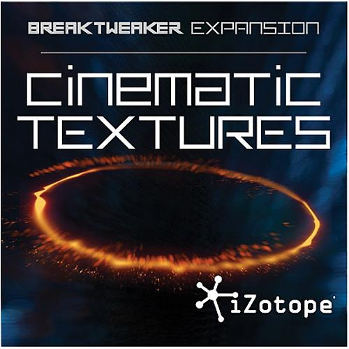 iZotope Cinematic Textures - Expansion CINEMATIC TEXTURES