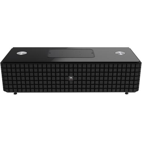 JBL Authentics L8 Two-Way Speaker System JBLL8BLKAM