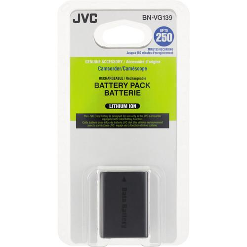 JVC BN-VG139 Battery Pack for Everio Camcorders BNVG139US