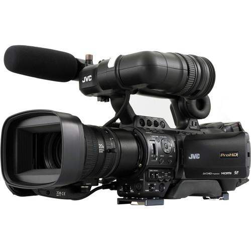 JVC GY-HM890U ProHD Compact Shoulder Mount Camera GY-HM890U