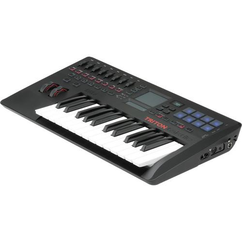 Korg TRITON taktile 25-Key USB Controller and Synthesizer TRTK25