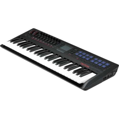 Korg TRITON taktile 49-Key USB Controller and Synthesizer TRTK49