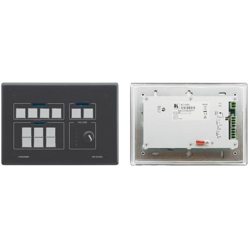 Kramer 12-Button K-NET Auxiliary Control Panel RC-54DL
