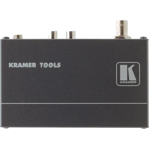 Kramer 718-10 Composite Video & Stereo Audio over 718-10