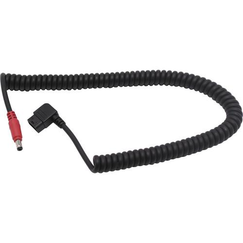 LED Science Coiled Battery Connection Cable for Series LS-S6-CBL