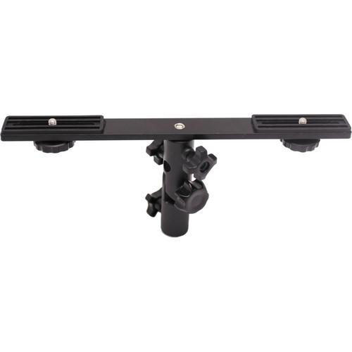 LED Science  Dual Light Mounting Bracket LS-S6-BK