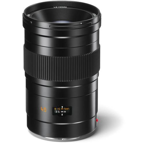 Leica  Elmarit-S 45mm f/2.8 ASPH CS Lens 11078