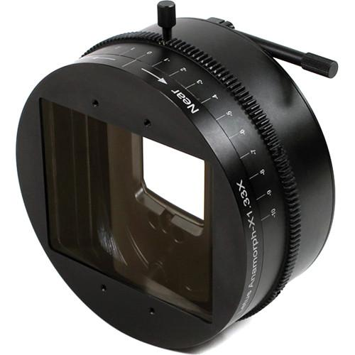 Letus35 AnamorphX Adapter with Lens Support LT-ANX-M1