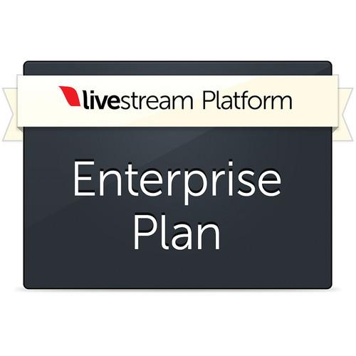 Livestream Livestream Platform Yearly LS-ENTERPRISE SERVICE - Y