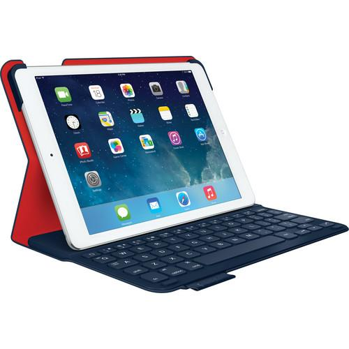 Logitech Ultrathin Keyboard Folio for iPad Air (Navy) 920-005985