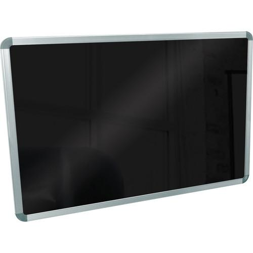 Luxor BW4030M Wall-Mounted Markerboard (Black) BW4030M