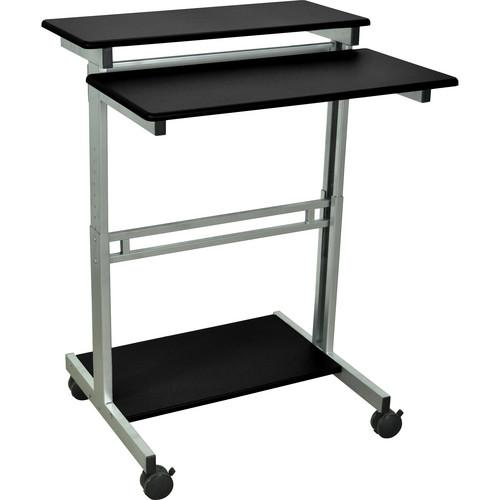 Luxor Stand-Up Workstation (Black, 31.5