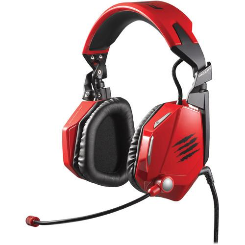 Mad Catz F.R.E.Q. 7 Surround Sound Gaming MCB434020013/02/1