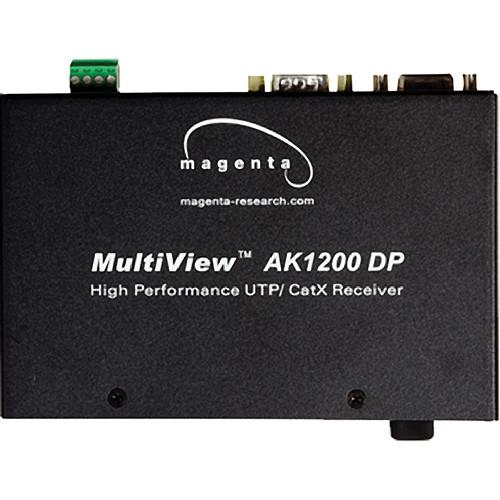 Magenta Research AK1200DP-S MultiView Video & 400R3698-02