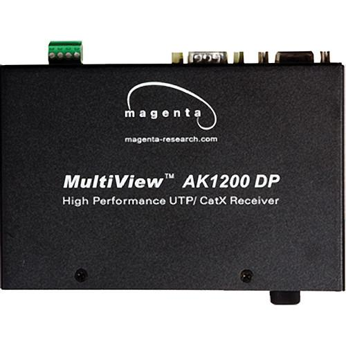 Magenta Research MultiView II AK1200DP-SA Video, 400R3706-03