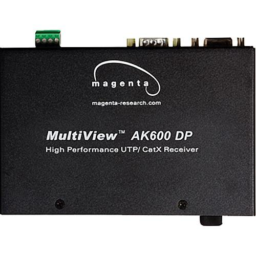 Magenta Research MultiView II AK600DP-SA Video, 400R3781-03