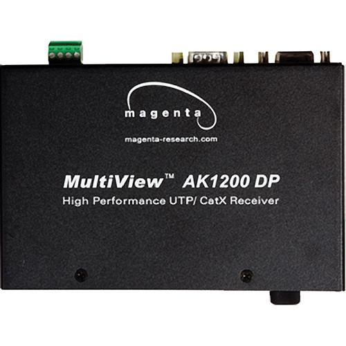 Magenta Voyager AK1200DP-SAP MultiView Video, Stereo 400R3710-03