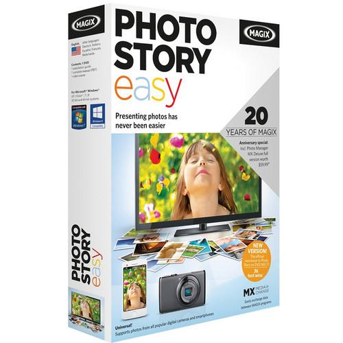 MAGIX Entertainment Photostory easy (Download) RESMID013732