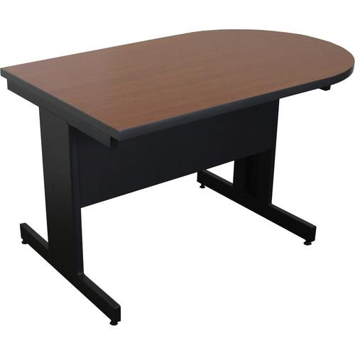 Marvel Vizion Peninsula Side Table with Modesty MVTP4830CHDT