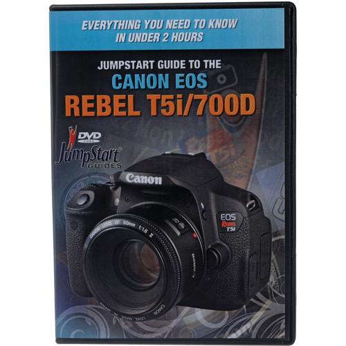 MasterWorks DVD: JumpStart Guide to the Canon EOS T5i JSGCT5I