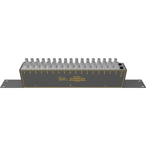 Matrix Switch MSC-HDDA16X2RA HD-SDI/SDI MSC-HDDA16X2RA