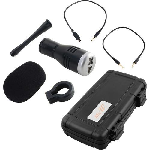 MicW iGoMic Stereo Microphone for GoPro Cameras IGOMIC KIT