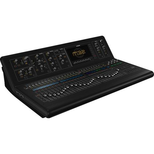Midas M32-IP Digital Console For Live Performance and M32-IP