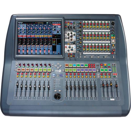 Midas PRO2 Live Audio Mixing System with 64 Input PRO2/CC/IP