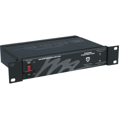 Middle Atlantic Half Rack Power Distribution with 20A PD-420R-SP