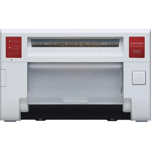 Mitsubishi CP-K60DW-S Dye Sublimation Photo Printer CP-K60DW-S